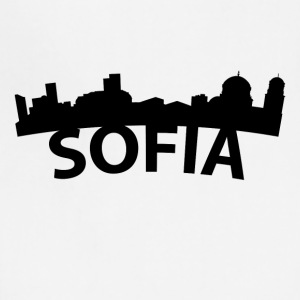 Arc Skyline Of Sofia Bulgaria - Adjustable Apron