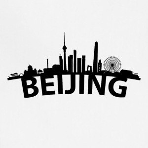 Arc Skyline Of Beijing China - Adjustable Apron