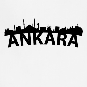 Arc Skyline Of Ankara Turkey - Adjustable Apron