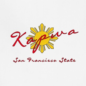 Kapwa San Francisco State - Adjustable Apron