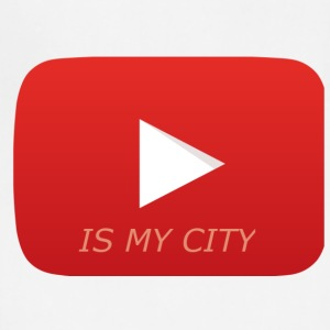 Youtube is my city - Adjustable Apron