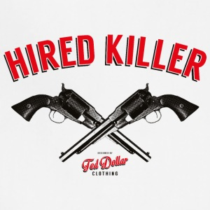Hired Killer - Adjustable Apron