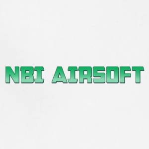 NBI Airsoft Team Logo! - Adjustable Apron
