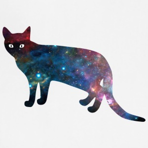 galaxy_cat_from_side - Adjustable Apron
