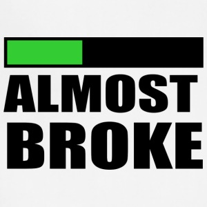 Almost broke - Adjustable Apron