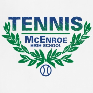 TENNIS McEnroe HIGH SCHOOL - Adjustable Apron