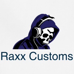 raxx customs logo 2 - Adjustable Apron
