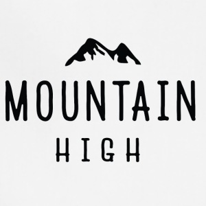 Mountain High - Adjustable Apron