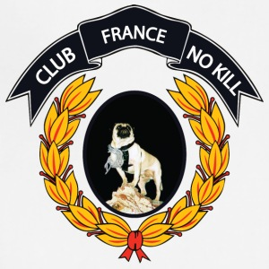 CLUB NO-KILL FRANCE #2 - Adjustable Apron