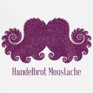Handelbrot Mustache - Adjustable Apron