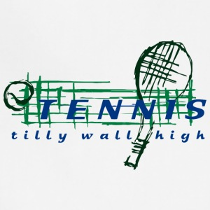 TENNIS tilly wall high - Adjustable Apron