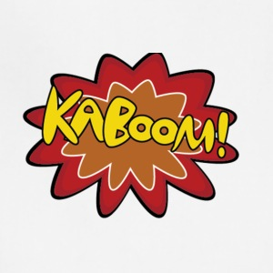 Kaboom Logo - Adjustable Apron