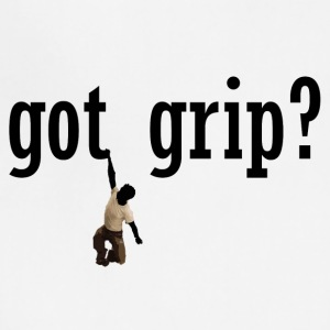 Got Grip? - Adjustable Apron