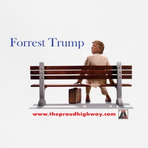 Forrest Trump - Adjustable Apron