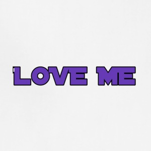 LOVE ME - Adjustable Apron