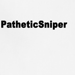 PatheticSniper logo - Adjustable Apron