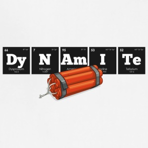 Periodic Elements: DyNAmITe - Adjustable Apron