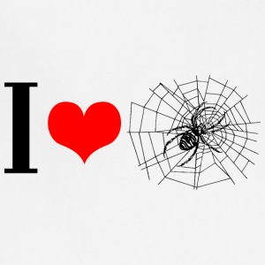 I love spiders - Adjustable Apron