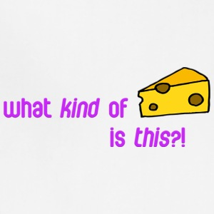 What kind of Cheese - Volume 2 - Adjustable Apron