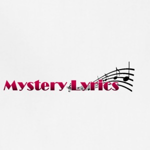 Mystery Lyrics Merchandise - Adjustable Apron