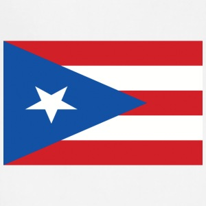 puerto rico flag 121400710 - Adjustable Apron