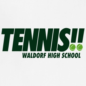 Tennis Waldorf High School - Adjustable Apron