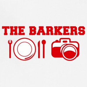 The Barkers - Adjustable Apron