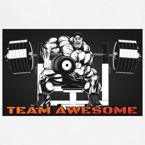 Team awesome - Adjustable Apron
