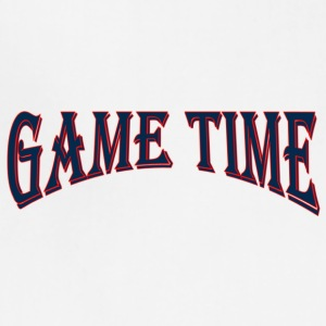 Game time - Adjustable Apron