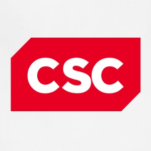 csc logo svg - Adjustable Apron