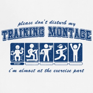 Training Montage - Adjustable Apron