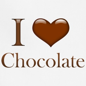 I Heart Chocolate - Adjustable Apron