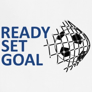 Ready, set, Goal! - Adjustable Apron