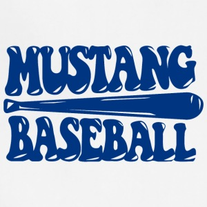MUSTANG BASEBALL - Adjustable Apron