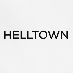 Helltown - Adjustable Apron