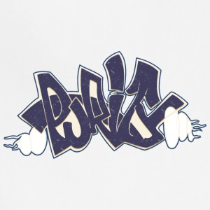 pjrit_graffiti - Adjustable Apron