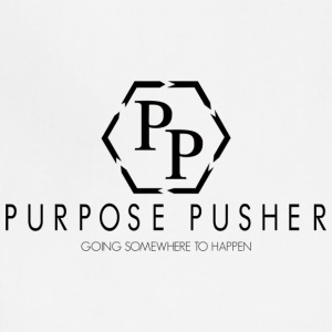 Purpose Pusher logo - Adjustable Apron
