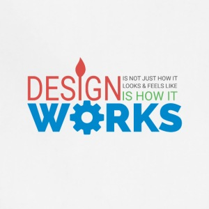 Design is how it works - Adjustable Apron