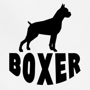Boxer Silhouette - Adjustable Apron