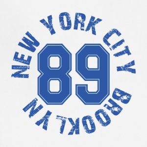 New York City Brooklyn 89 - Adjustable Apron