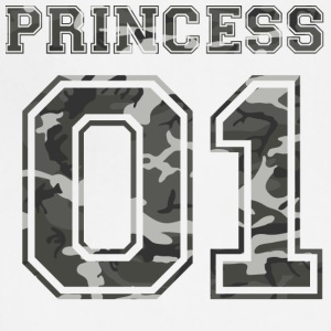Princess_01_camo_1 - Adjustable Apron