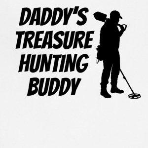 Daddy's Treasure Hunting Buddy - Adjustable Apron