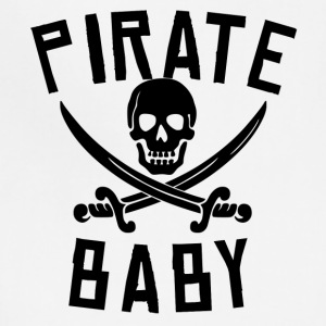 Pirate Baby - Adjustable Apron