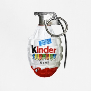 Kinder bomb - Adjustable Apron