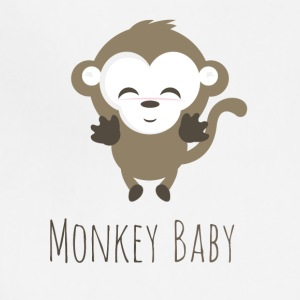 Monkeybaby Logo - Adjustable Apron