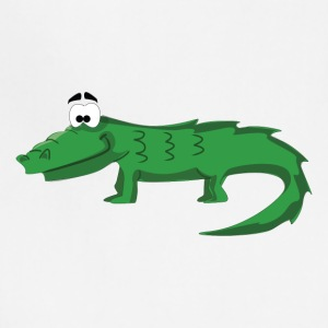 Cartoon Alligator - Adjustable Apron
