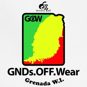Grenadians Official Wear - Adjustable Apron
