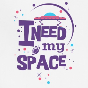 I Need My Space - Adjustable Apron