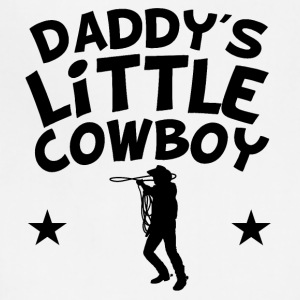 Daddy's Little Cowboy - Adjustable Apron