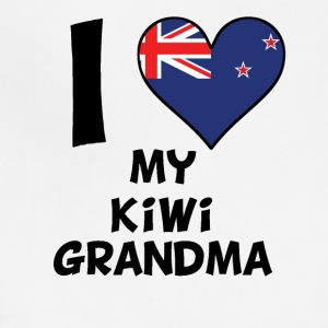 I Heart My Kiwi Grandma - Adjustable Apron
